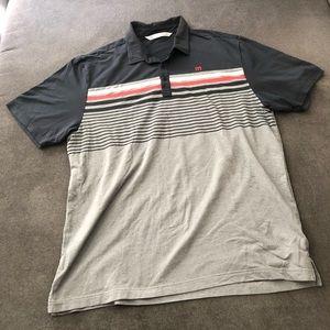 Travis Mathew Polo Shirt, Size XL